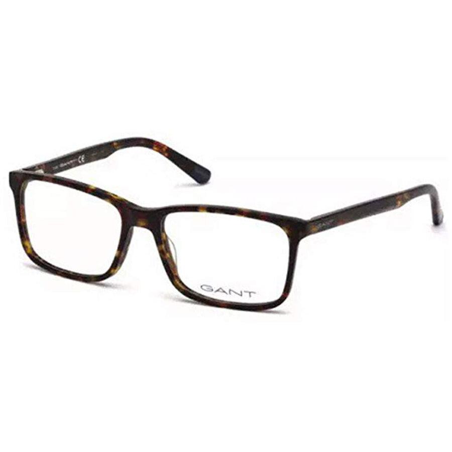 Rame ochelari de vedere barbati Gant GA3110 052 Rectangulare originale cu comanda online