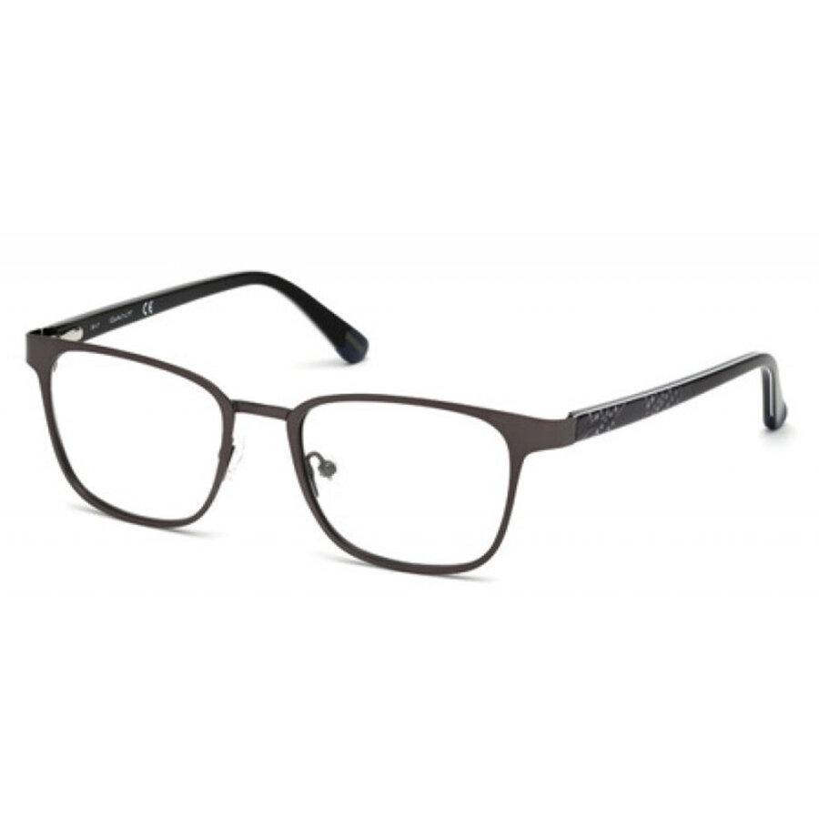 Rame ochelari de vedere barbati Gant GA3163 009 Rectangulare originale cu comanda online