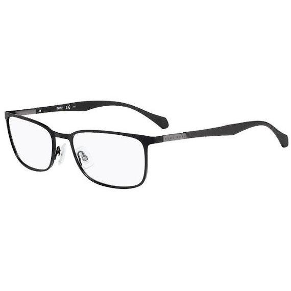 Rame ochelari de vedere barbati HUGO BOSS (S) 0828 YZ2 Rectangulare originale cu comanda online