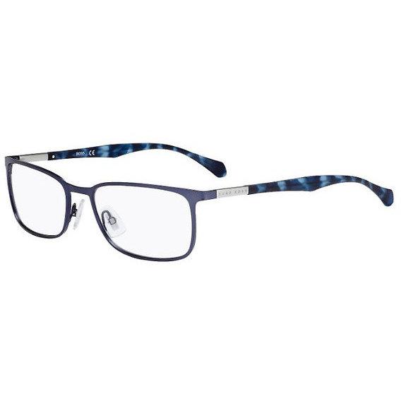 Rame ochelari de vedere barbati HUGO BOSS (S) 0828 Z08 Rectangulare originale cu comanda online