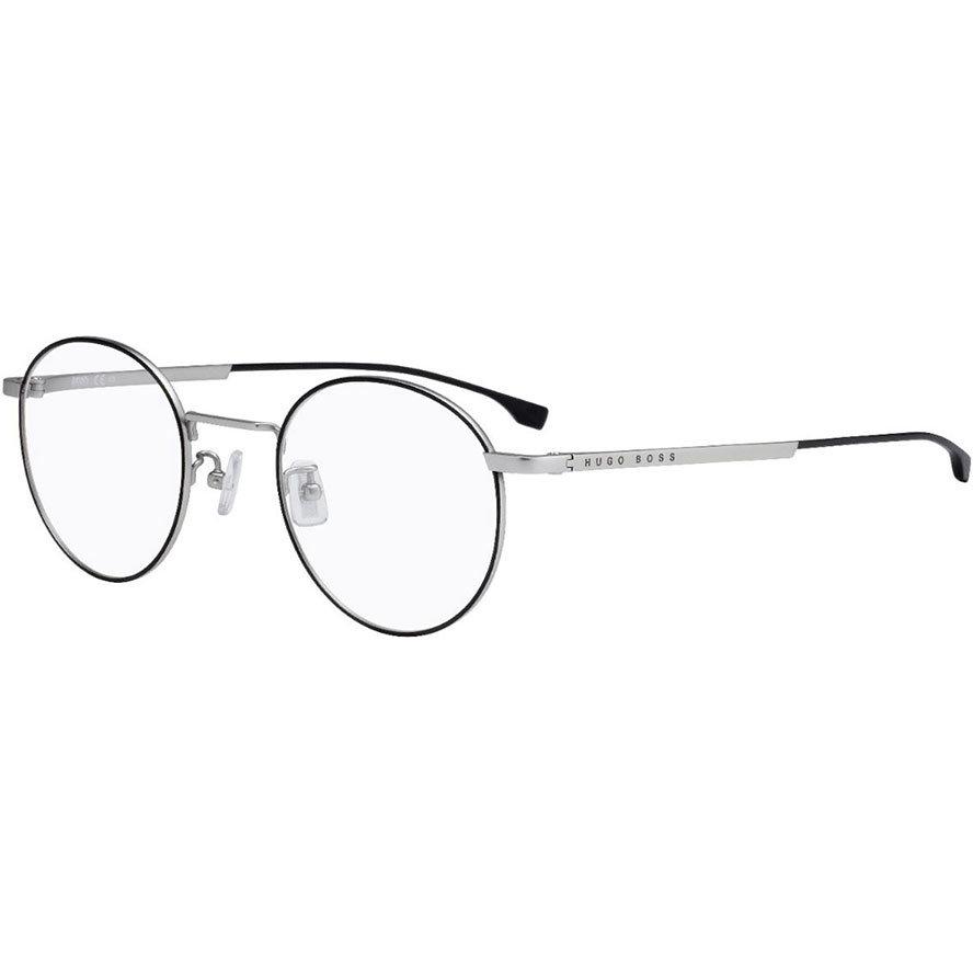 Rame ochelari de vedere barbati HUGO BOSS (S) 0993/F TI7 Rotunde originale cu comanda online