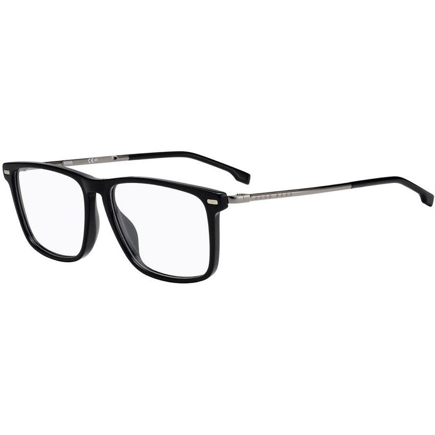 Rame ochelari de vedere barbati Hugo Boss 0931 807 Rectangulare originale cu comanda online