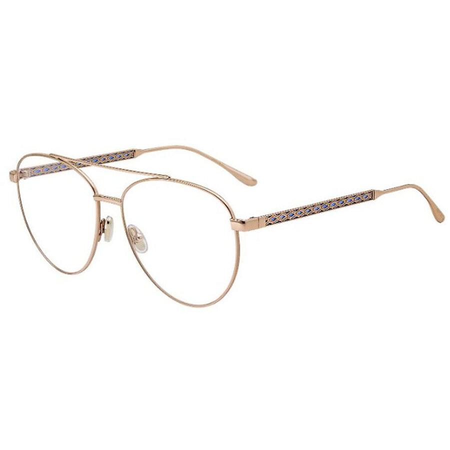 Rame ochelari de vedere barbati Jimmy Choo JC216 LKS Pilot originale cu comanda online