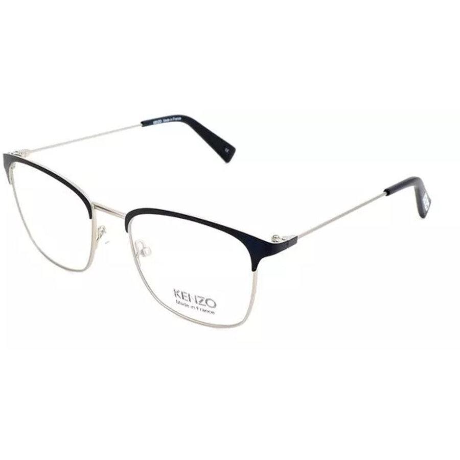 Rame ochelari de vedere barbati Kenzo KZ4267 01 Patrate originale cu comanda online