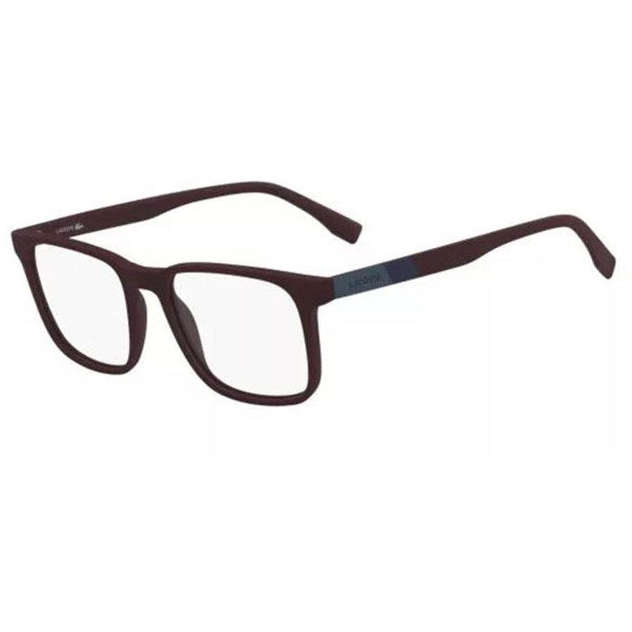 Rame ochelari de vedere barbati Lacoste L2819 604 Patrate originale cu comanda online
