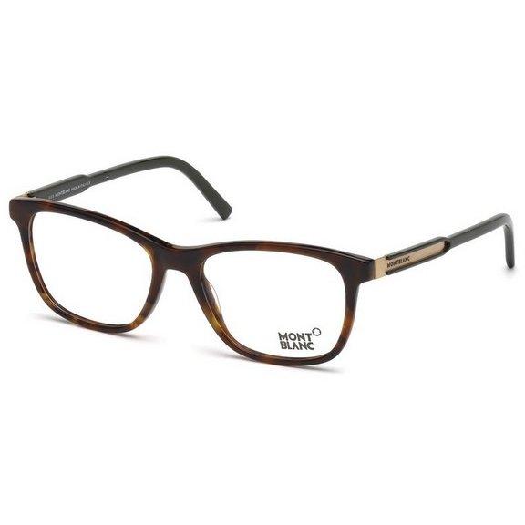 Rame ochelari de vedere barbati Montblanc MB0631 A56 Rectangulare originale cu comanda online