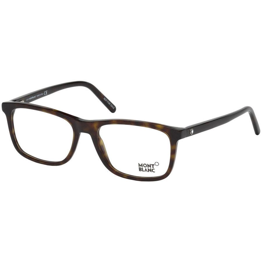 Rame ochelari de vedere barbati Montblanc MB0672 056 Patrate originale cu comanda online