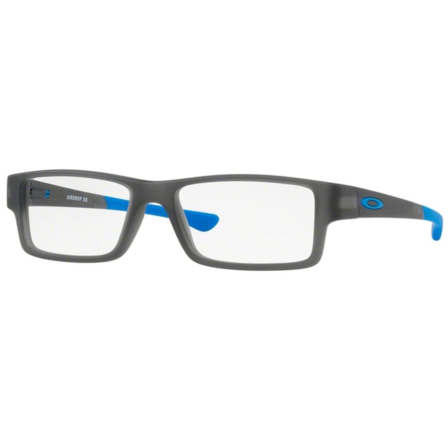 Rame ochelari de vedere barbati Oakley AIRDROP XS OY8003 800303 Rectangulare originale cu comanda online