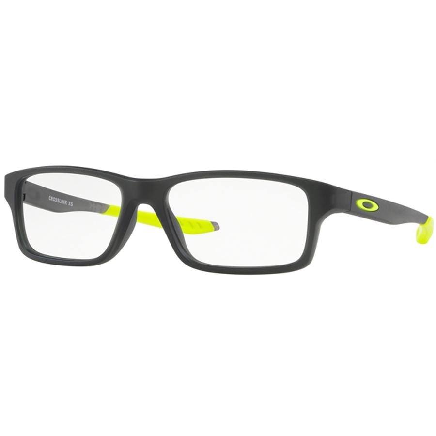 Rame ochelari de vedere barbati Oakley CROSSLINK XS OY8002 800211 Rectangulare originale cu comanda online
