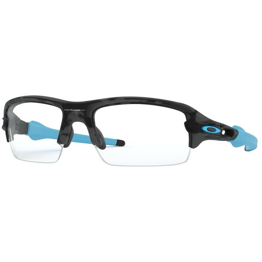 Rame ochelari de vedere barbati Oakley FLAK XS RX OY8015 801505 Rectangulare originale cu comanda online