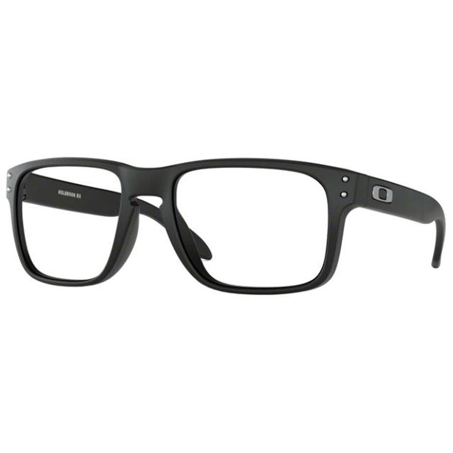 Rame ochelari de vedere barbati Oakley HOLBROOK RX OX8156 815601 Rectangulare originale cu comanda online