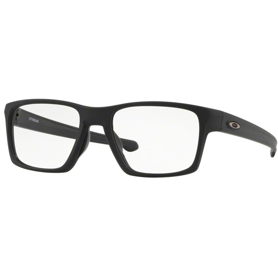 Rame ochelari de vedere barbati Oakley LITEBEAM OX8140 814001 Patrate originale cu comanda online
