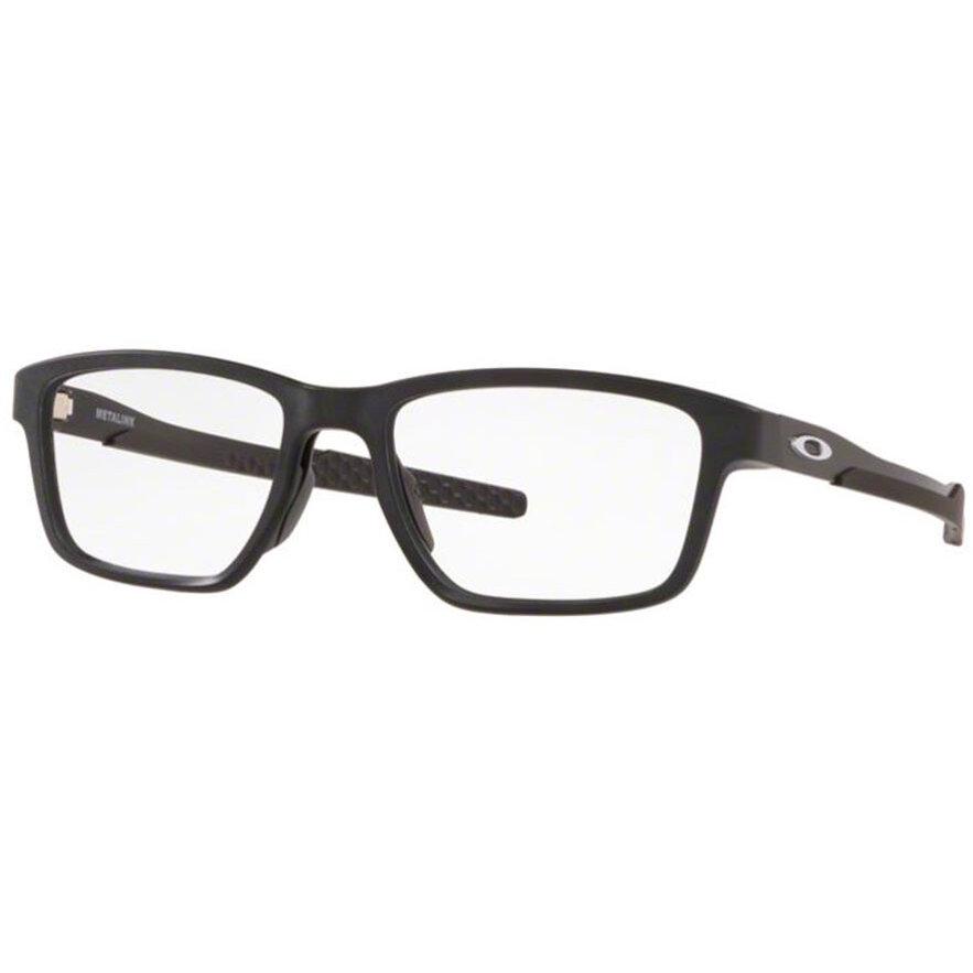 Rame ochelari de vedere barbati Oakley METALINK OX8153 815301 Patrate originale cu comanda online