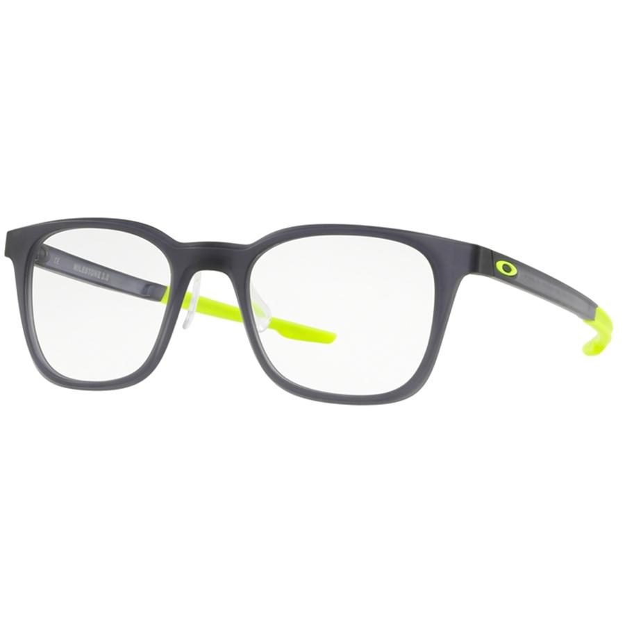 Rame ochelari de vedere barbati Oakley MILESTONE 3.0 OX8093 809306 Rotunde originale cu comanda online