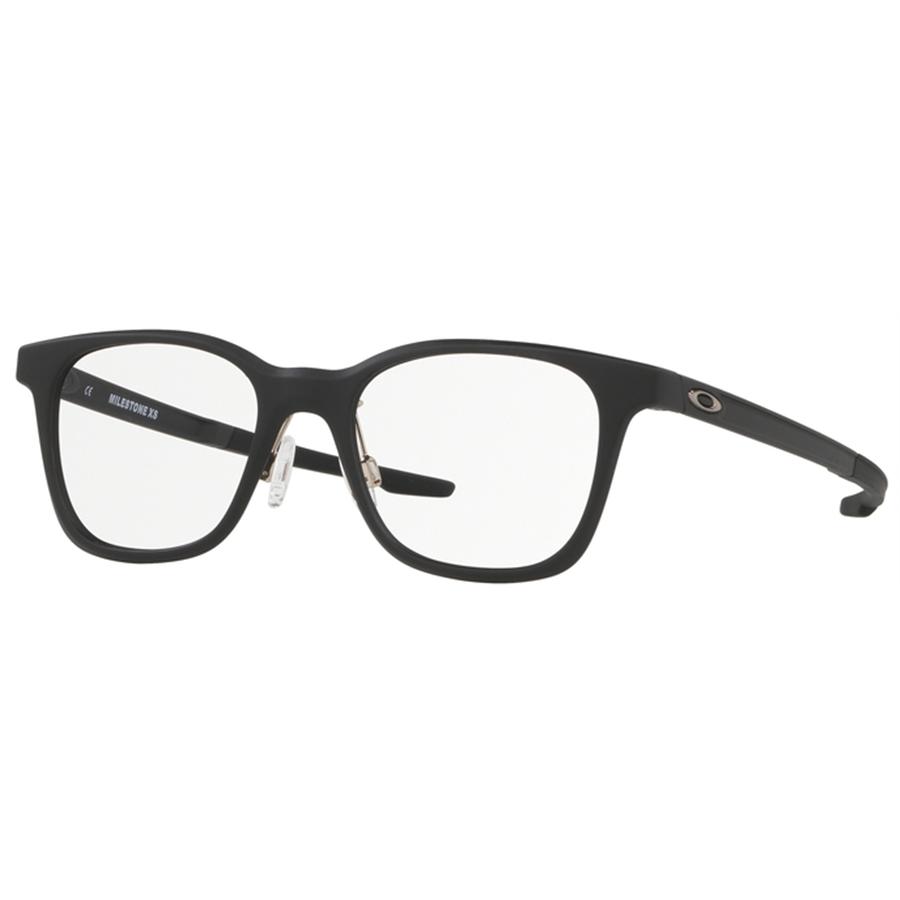 Rame ochelari de vedere barbati Oakley MILESTONE XS OY8004 800401 Rotunde originale cu comanda online
