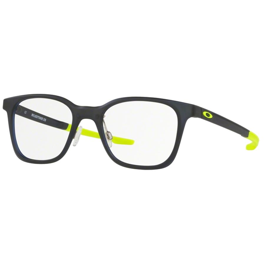 Rame ochelari de vedere barbati Oakley MILESTONE XS OY8004 800402 Rotunde originale cu comanda online