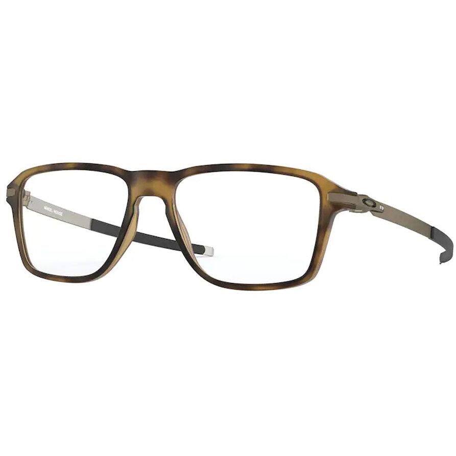 Rame ochelari de vedere barbati Oakley OX8166 816604 Patrate originale cu comanda online