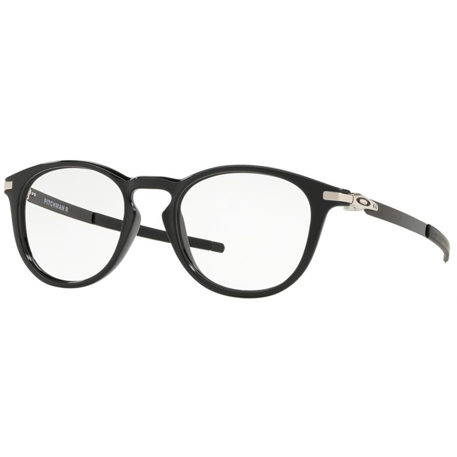 Rame ochelari de vedere barbati Oakley PITCHMAN R OX8105 810506 Rotunde originale cu comanda online