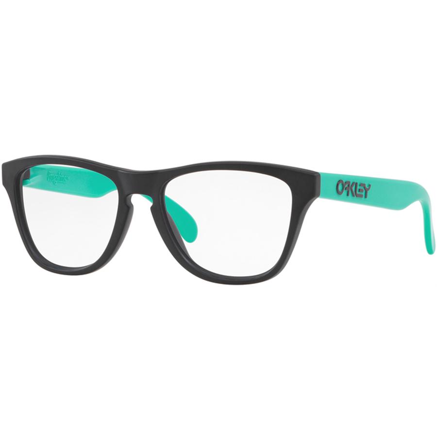 Rame ochelari de vedere barbati Oakley RX FROGSKINS XS OY8009 800901 Rotunde originale cu comanda online