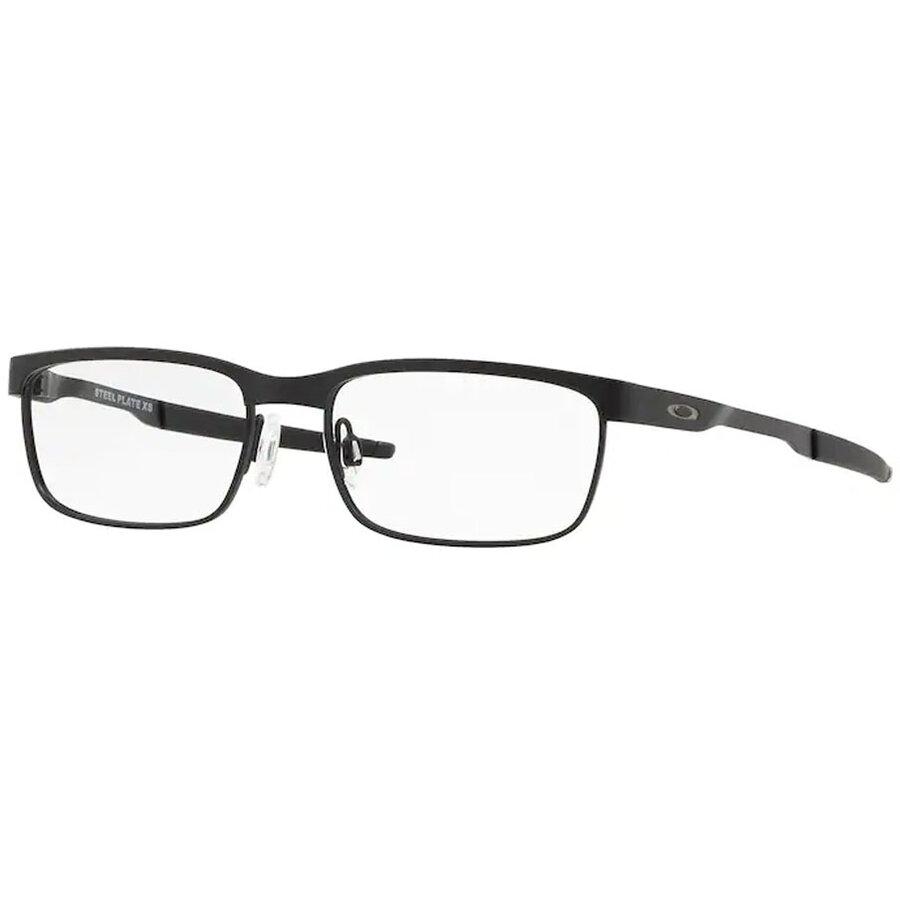 Rame ochelari de vedere barbati Oakley STEEL PLATE XS OY3002 300201 Rectangulare originale cu comanda online