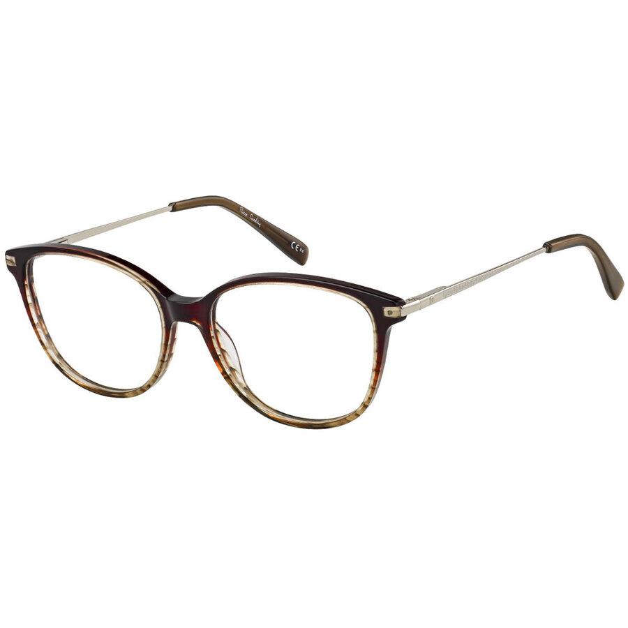Rame ochelari de vedere barbati PIERRE CARDIN PC8472 KVI Ovale originale cu comanda online