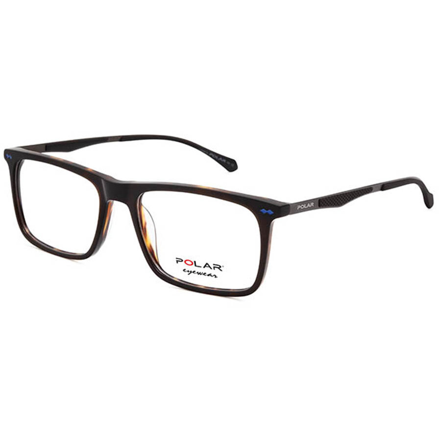 Rame ochelari de vedere barbati Polar 1804 col. 428 Rectangulare originale cu comanda online