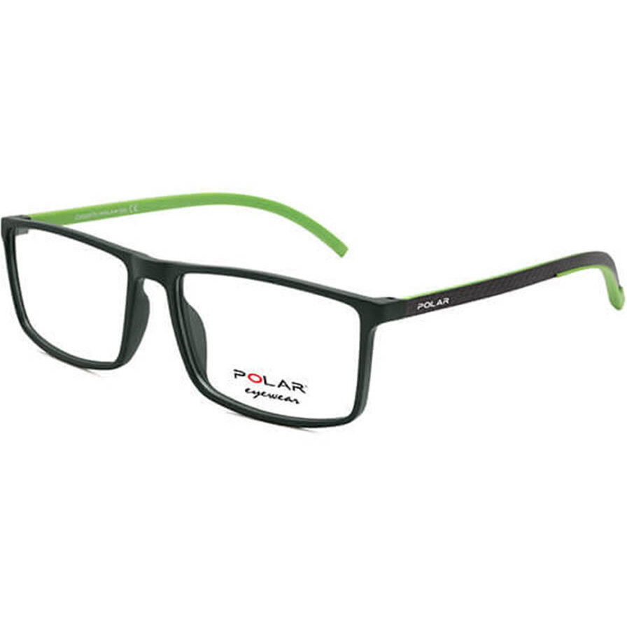 Rame ochelari de vedere barbati Polar 986 | 29 Rectangulare originale cu comanda online
