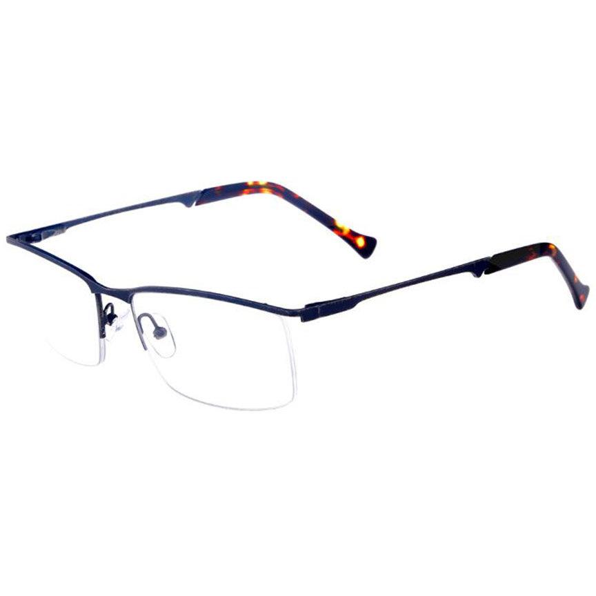 Rame ochelari de vedere barbati Polarizen 9078 C1 Rectangulare originale cu comanda online