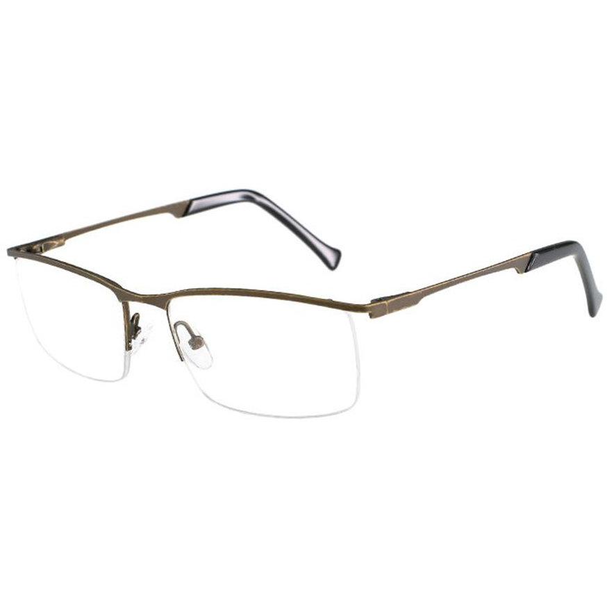 Rame ochelari de vedere barbati Polarizen 9078 C4 Rectangulare originale cu comanda online