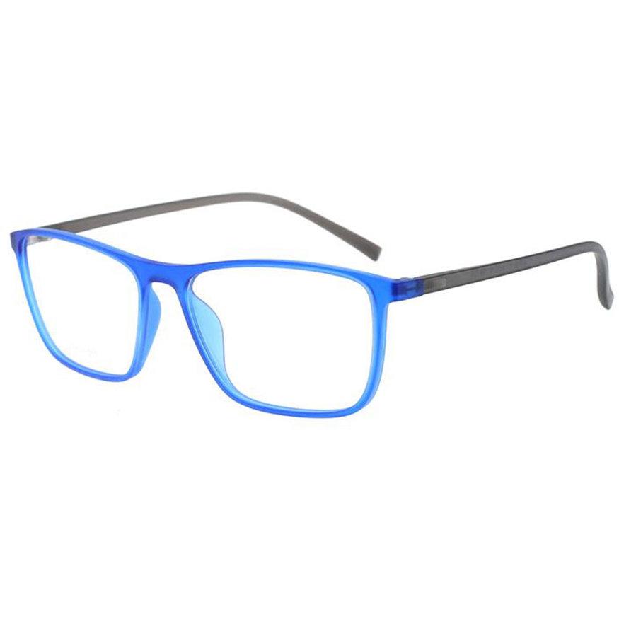 Rame ochelari de vedere barbati Polarizen S1702 C1 Rectangulare originale cu comanda online