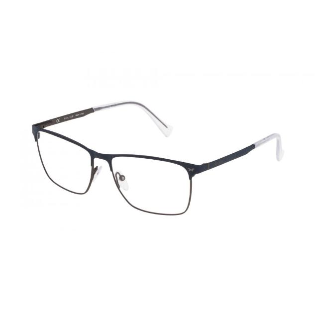 Rame ochelari de vedere barbati Police Shot 1 VPL287 0SNF Rectangulare originale cu comanda online