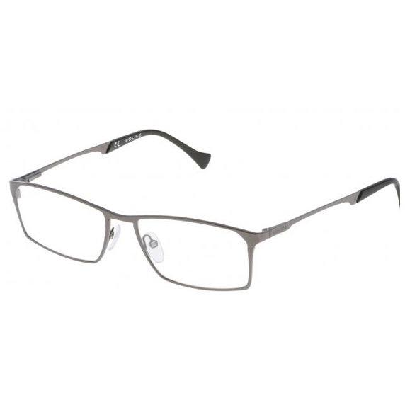 Rame ochelari de vedere barbati Police VPL047 0568 Rectangulare originale cu comanda online