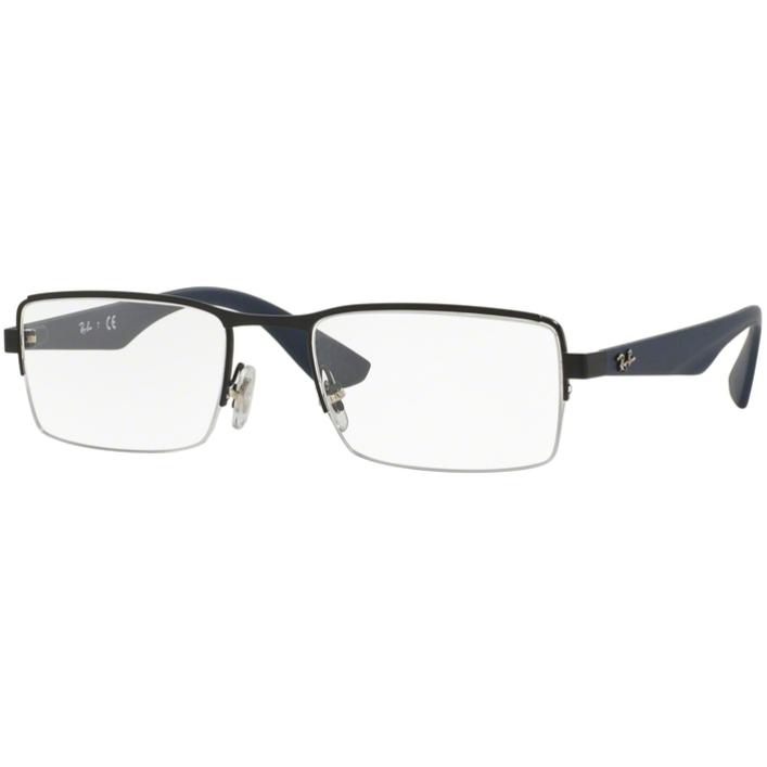 Rame ochelari de vedere barbati Ray-Ban RX6331 2503 Rectangulare originale cu comanda online