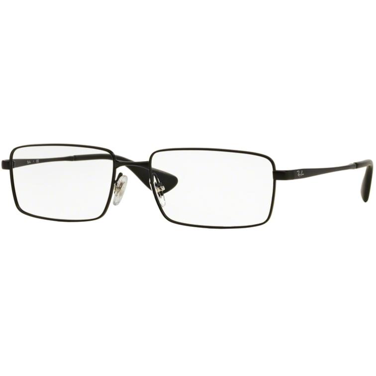 Rame ochelari de vedere barbati Ray-Ban RX6337M 2503 Rectangulare originale cu comanda online