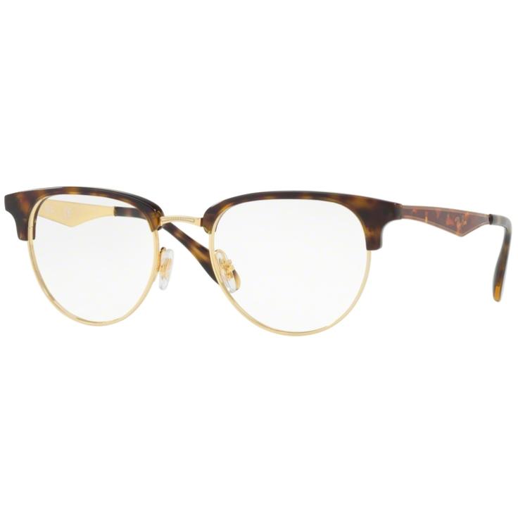Rame ochelari de vedere barbati Ray-Ban RX6396 2933 Rotunde originale cu comanda online