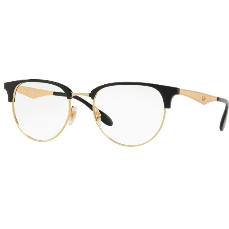 Rame ochelari de vedere barbati Ray-Ban RX6396 5784 Browline originale cu comanda online