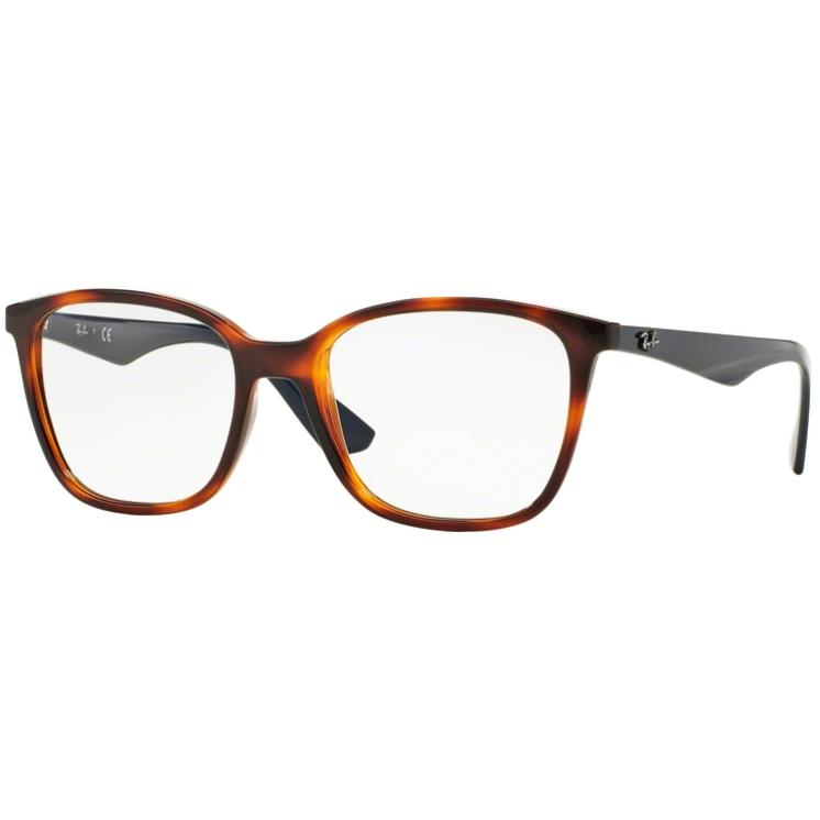 Rame ochelari de vedere barbati Ray-Ban RX7066 5585 Rectangulare originale cu comanda online