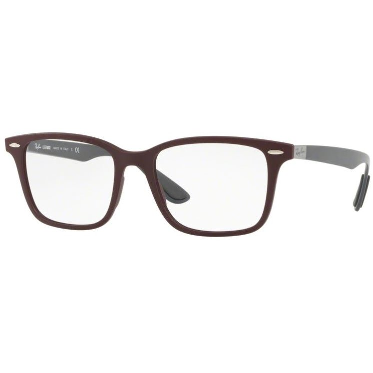 Rame ochelari de vedere barbati Ray-Ban RX7144 5771 Rectangulare originale cu comanda online