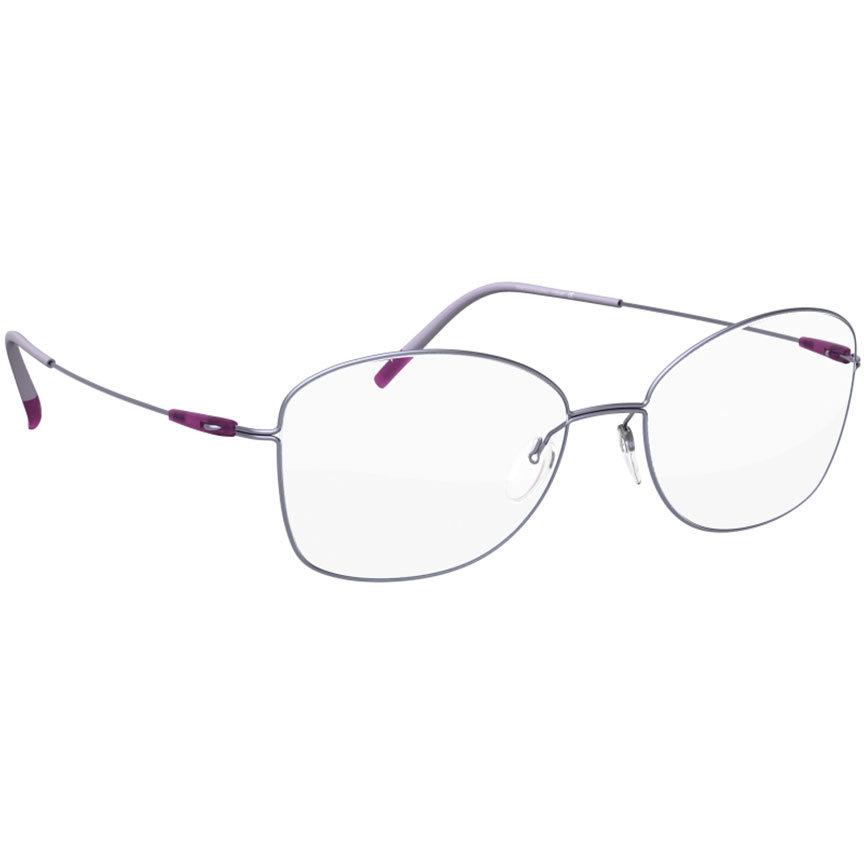 Rame ochelari de vedere barbati Silhouette 4553/75 4040 Ovale originale cu comanda online