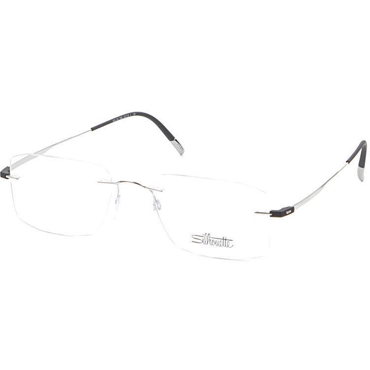 Rame ochelari de vedere barbati Silhouette 5516/EN 7000 Rectangulare originale cu comanda online