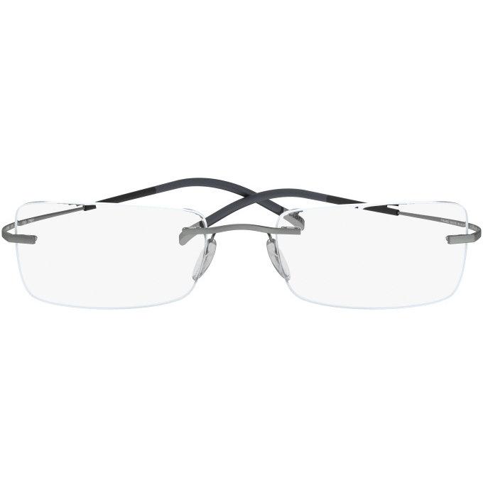 Rame ochelari de vedere barbati Silhouette 7579/60 6061 Rectangulare originale cu comanda online