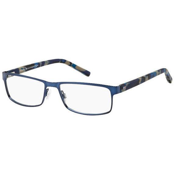 Rame ochelari de vedere barbati TOMMY HILFIGER (S) TH1127 N8J Rectangulare originale cu comanda online