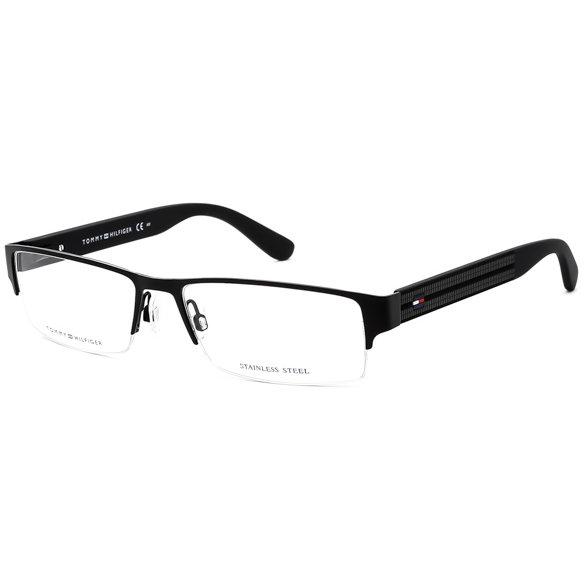 Rame ochelari de vedere barbati TOMMY HILFIGER TH 1236 94X Rectangulare originale cu comanda online