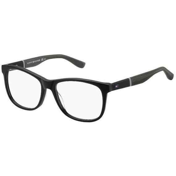 Rame ochelari de vedere barbati TOMMY HILFIGER TH 1406 KUN Rectangulare originale cu comanda online