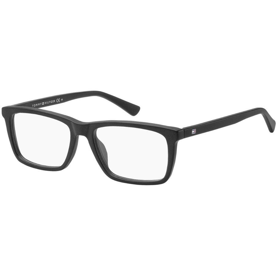 Rame ochelari de vedere barbati Tommy Hilfiger TH 1527 003 Rectangulare originale cu comanda online