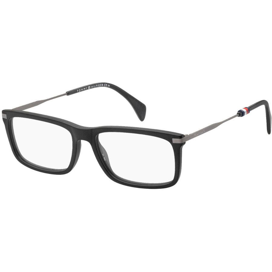 Rame ochelari de vedere barbati Tommy Hilfiger TH 1538 003 Rectangulare originale cu comanda online