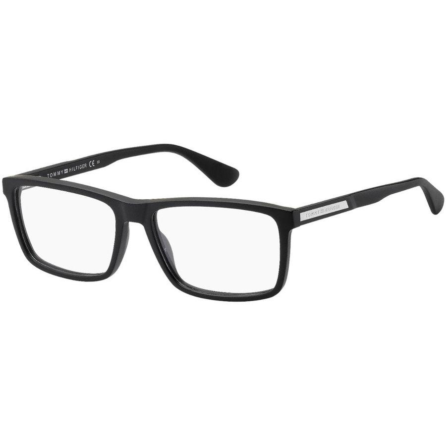 Rame ochelari de vedere barbati Tommy Hilfiger TH 1549 003 Rectangulare originale cu comanda online