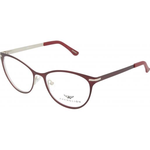 Rame ochelari de vedere dama Avanglion 11460 A Ochi de pisica originale cu comanda online
