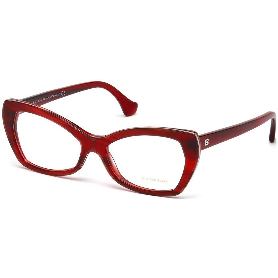 Rame ochelari de vedere dama Balenciaga BA5045 068 Ovale originale cu comanda online