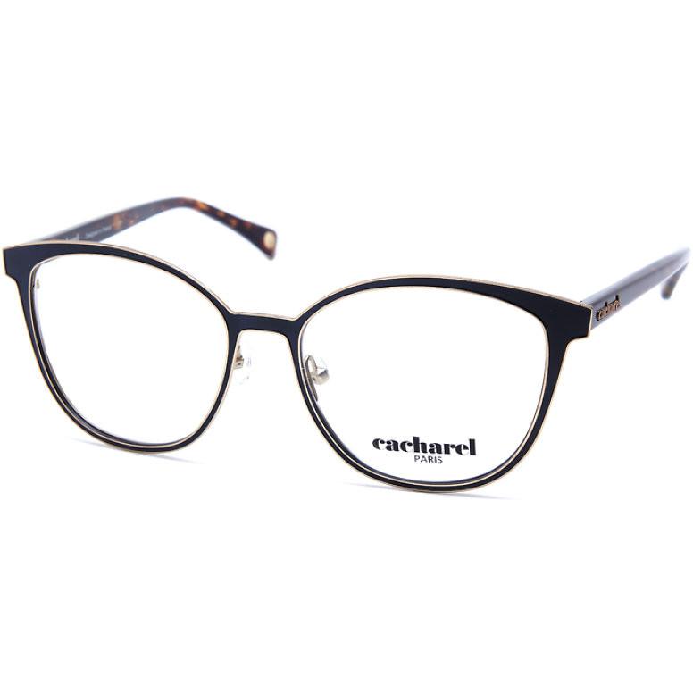 Rame ochelari de vedere dama CACHAREL CA1029 001 NOIR Ochi de pisica originale cu comanda online